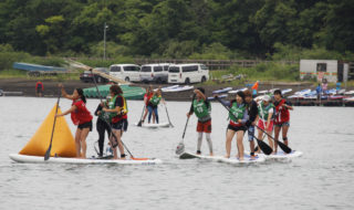 山中湖SUPerマラソン_海プロ2017