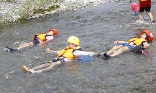 水難事故を防ぐための安全講習会