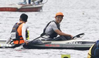 日本カヌースプリントジュニア選手権を開催㉟