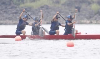 日本カヌースプリントジュニア選手権㊳